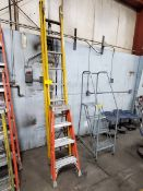 Louisville (1) 20' Alum. Extension Ladder 250 Cap.