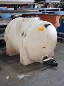 (2) Water TankS