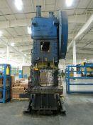 Verson 10-F 215 Ton Gap Frame Press