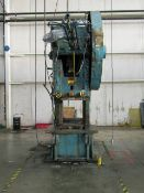 Warco 75-2-44 75 Ton Gap Frame Press