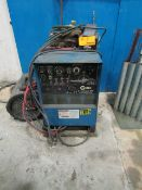 Miller SYNCROWAVE 250 CC CV AC/DC Arc Welding Power Source