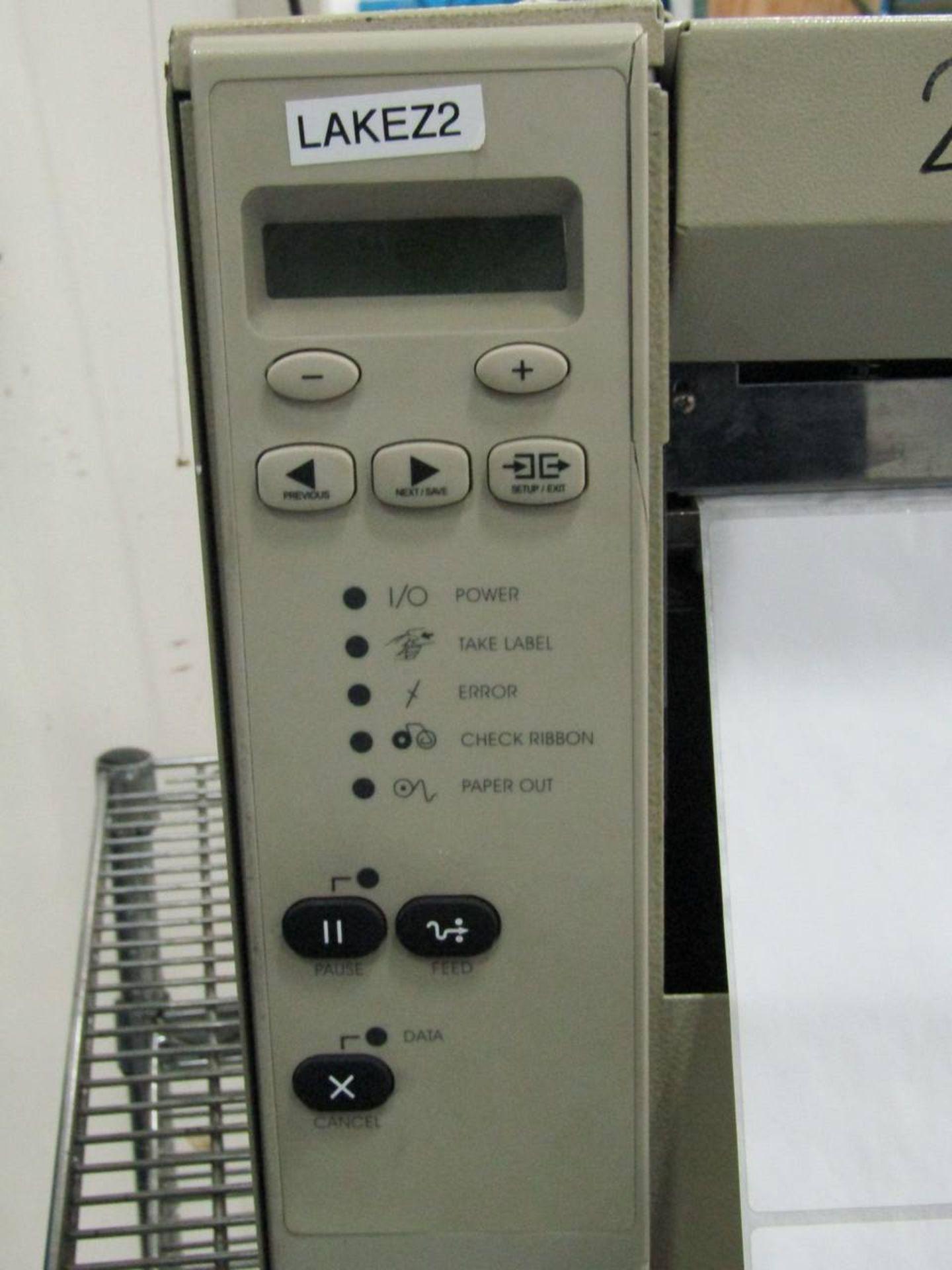 Zebra 105SL Thermal Label Printer - Image 2 of 4