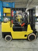 Hyster S80XL 8,400 Lb. Capacity Forklift Truck