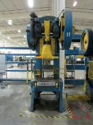 Federal 10 125 Ton Gap Frame Press