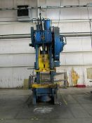 USI Clearing 150 Ton Open Back Inclinable Press
