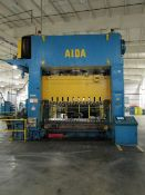 Aida FT-N50G 550 Ton Straight Side Double Crank Press