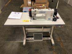 Consew P1206RB-1 Walking Foot Lockstitch Sewing Machine