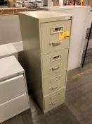 4-Drawer Vertical File Cabinet