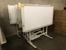 (3) M-18W & (2) M-17W Plus Electronic Copyboards