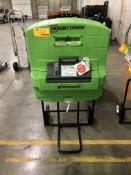 Sperian Fendall Pure Flow Model 1000 Emergency Eyewash Station