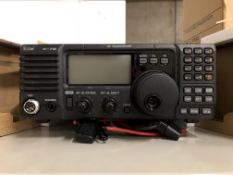 ICOM IC-718 HF Transceiver (New in Box)