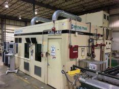 2010 Wayne Trail Technologies VIL Laser System Flex Lase Universal Laser Processing Cell