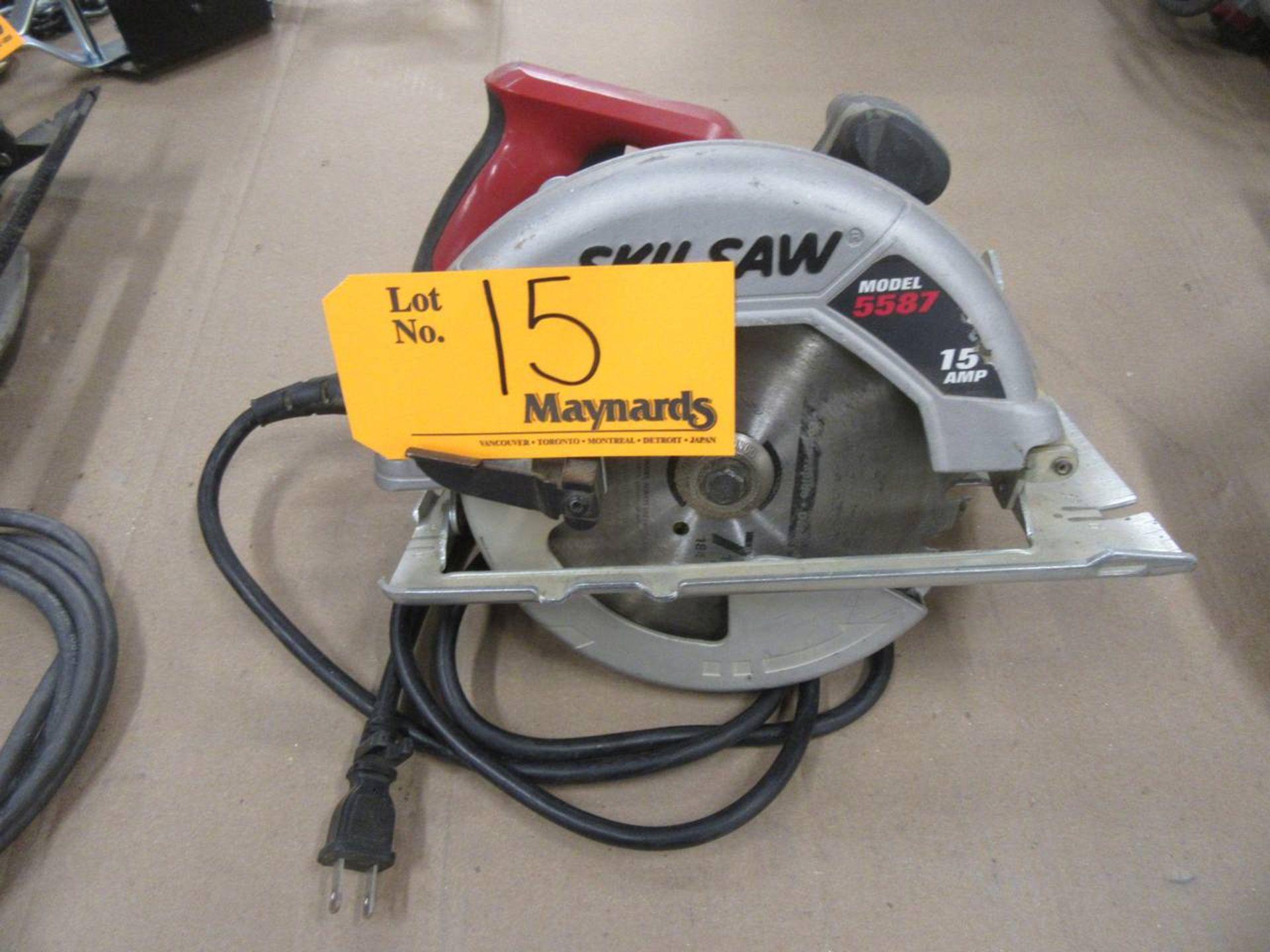 Skilsaw 5587 Circular Saw