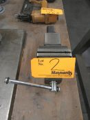 """Olympia 4"""" Table Top Vice"""