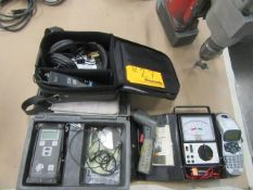 Lot of Misc. Inspection Equipment