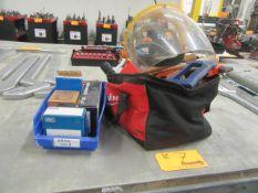 Lot of Bearings with Tool Bag
