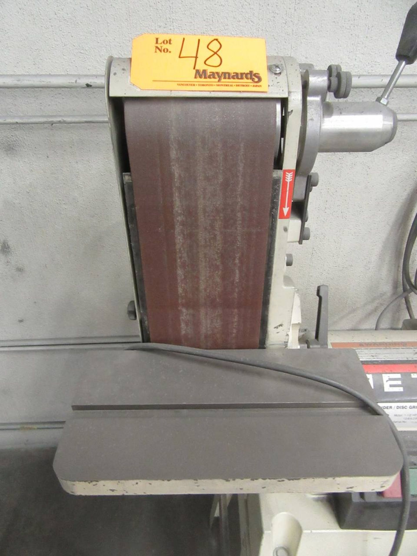 Jet JSG-6DC Belt/Disc Sander - Image 3 of 3