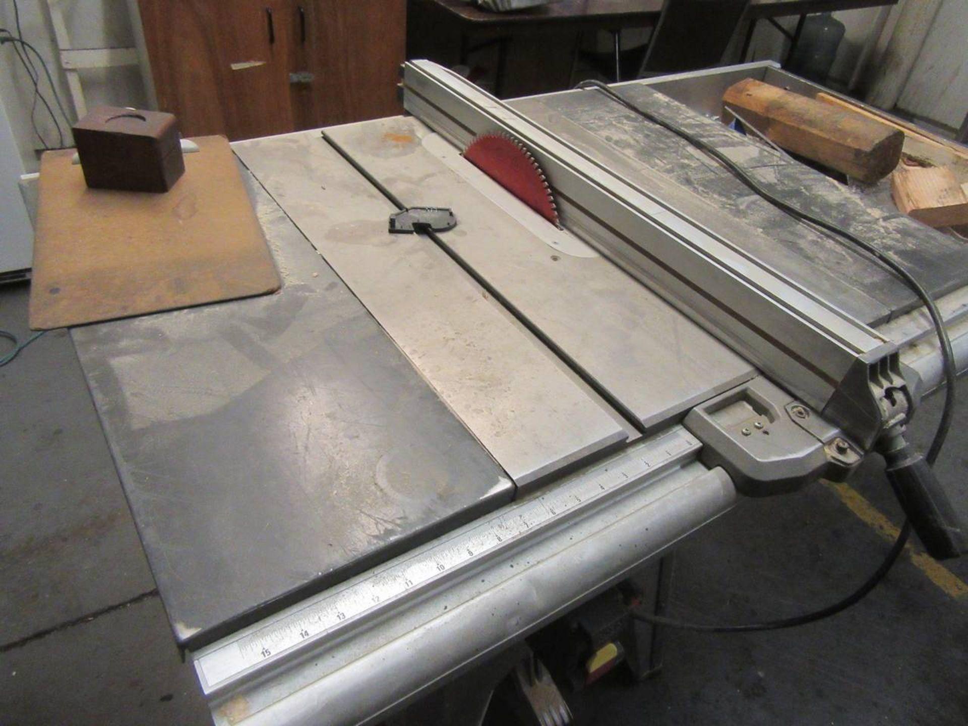 "Ridgid R4512 10"" Table Saw - Image 3 of 3"