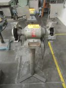 Wissota E-8 Pedestal Grinder