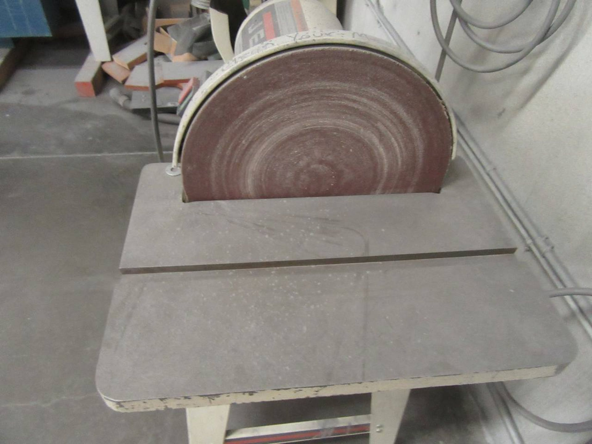 Jet JSG-6DC Belt/Disc Sander - Image 2 of 3