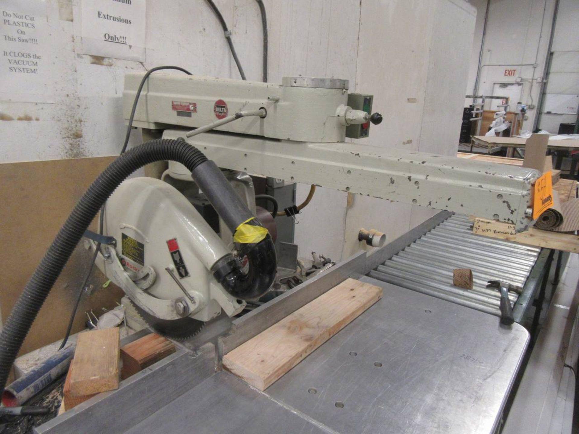 Delta 50-C Radial Arm Saw
