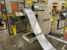 """P/A Industries SRH-10000 10,000 Lb. Cap. x 36"""" Coil Reel"""
