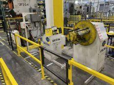 COE Press Equipment Servo Feeder, Straightener & Coil Reel [SUBJECT TO BULK BID]