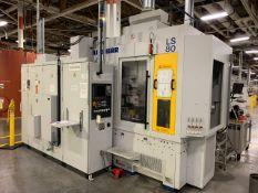 2013 Liehberr LS-80 CNC Gear Shaper