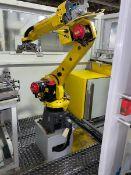 2013 Fanuc M-20ia 6- Axis Robot