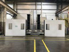 2008 Mag G&L PT1800 CNC Horizontal Boring Mill