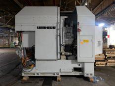 2007 Liebherr LFS-220 CNC Gear Shaper