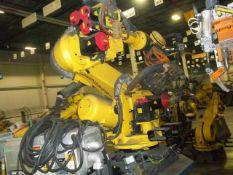 2009 Fanuc R2000ib-210F Robot