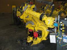 2013 Fanuc R2000ib-210F Robot