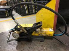 Enerpac Air Hydraulic Pump