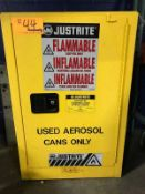 Justrite 891220 Flammable Cabinet