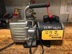 JB Industries DV-85N Vacuum Pump