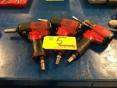 CP Lot of (3) Air Wrenches