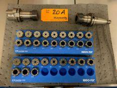 Rego-Fix ER-32 ER System Collet Holder Set