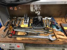 Misc. Hand Tools