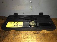 Valenite Torque Wrench