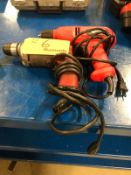 Lot of (2) Electric Drills