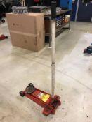 Hein-Werner 2-Ton Heavy Duty Hydraulic Jack