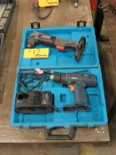 Assorted Cordless Drills