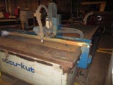 Accu Kut CNC Precision Plasma Cutter System