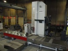 2018 Lucas 40-0T CNC Horizontal Boring Mill - Complete Remanufacture by OEM
