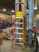 Werner Assorted Fiberglass A-Frame Ladder