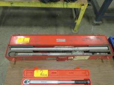 """1"""" Torque Wrench"""
