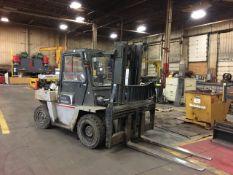 Nissan JF05H70PV 15,000 Lb Capacity Forklift