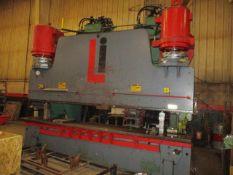 Chicago Dreis & Krump 750-H-12750 750 Ton Hydraulic Press Brake