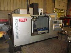 2008 Toyoda BM1200 CNC Vertical Machining Center